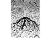 Color-in prints : Establishing roots