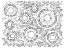 All are precious (Warli) -Black and White