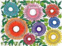 All are precious (Warli)-colored