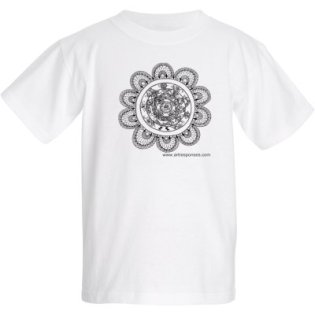 Created to Bloom : Adult S,M,L and Kids sizes