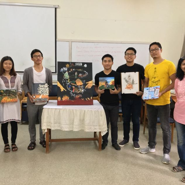 Art and Storytelling Workshop